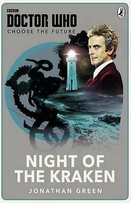 NEW  Night of the Kraken By BBC Paperback Free Shipping