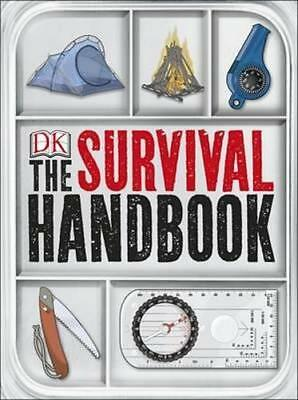 NEW The Survival Handbook By DK Paperback Free Shipping