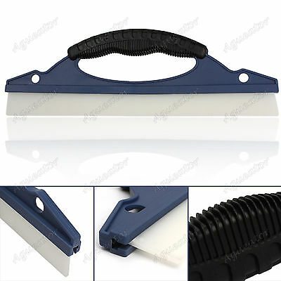 Silicone Auto Car Window Water Wash Clean Cleaner Wiper Squeegee Drying Blade Na