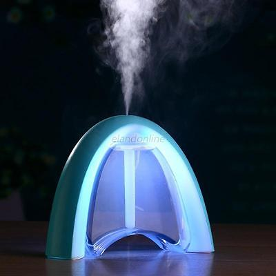 Humidifier LED Aroma Purifier Mist Essential Oil Diffuser Maker Air Aromatherapy