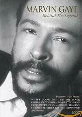 Marvin Gaye - Behind The Legend [DVD] [2009] - DVD  0IVG The Cheap Fast Free