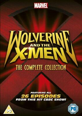 Wolverine and the X-Men Complete Collection [DVD] - DVD  DGVG The Cheap Fast