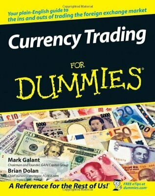 Currency Trading For Dummies by Dolan, Brian Paperback Book The Cheap Fast Free