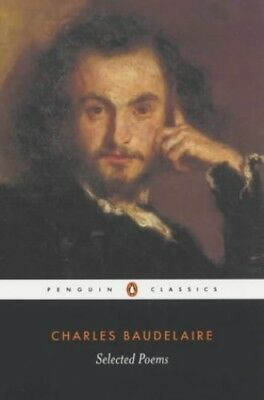 Selected Poems (Penguin Classics), Baudelaire, Charles-Pierre Paperback Book The