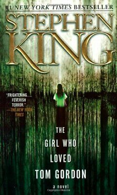 The Girl Who Loved Tom Gordon by King, Stephen Hardback Book The Cheap Fast Free
