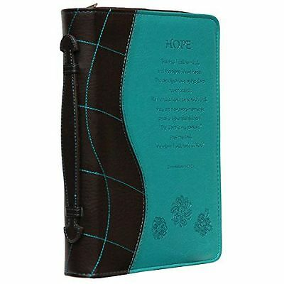 Bible Covers For Women Lamentations 3:21-24 Large Bible Book Case Protector Gift