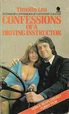 Confessions of a Driving Instructor Book The Cheap Fast Free Post