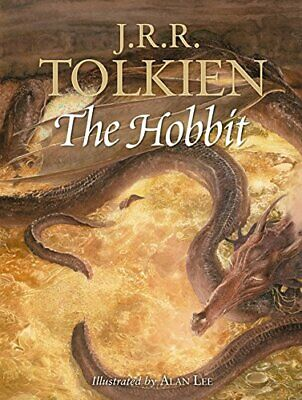 The Hobbit by Lee, Alan Book The Cheap Fast Free Post