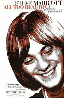Steve Marriott: All Too Beautiful, Heller, John Paperback Book The Cheap Fast