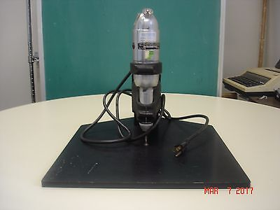 Photolastic Hsr-1 Precise Super 40 High Speed Precision Router W/ Base & Stand