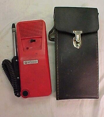 MAC Tools AC5500 Automatic Halogen Leak Detector Works