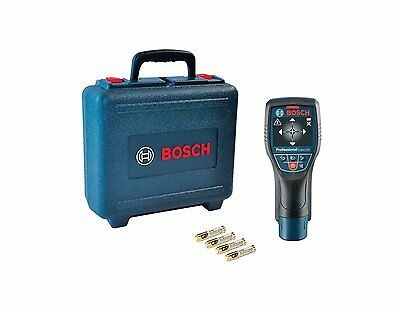 Bosch D-tect 120 Wall/Floor Scanner for Wood, Metal & AC