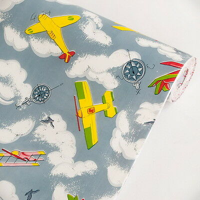 My Little Planes - Vinyl Self-Adhesive Wallpaper Prepasted Wall stickers Wall De