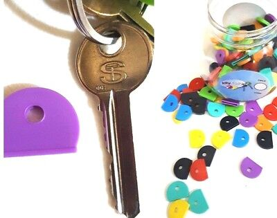 Colour Code YALE KEY Key TOP COVERS Caps/Tags/ID Markers MIX Colours ORGANISE