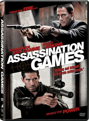 Assassination Games [New DVD] Ac-3/Dolby Digital, Dolby, Dubbed, Subtitled, Wi