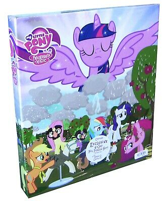 My Little Pony: Friendship Is Magic Binder Album for Series 2 Trading Cards