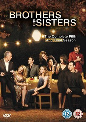 Brothers and Sisters - Season 5 [DVD] - DVD  SEVG The Cheap Fast Free Post