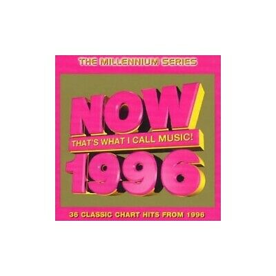 Various Artists - Now That's What I Call Music 1996... - Various Artists CD BNVG
