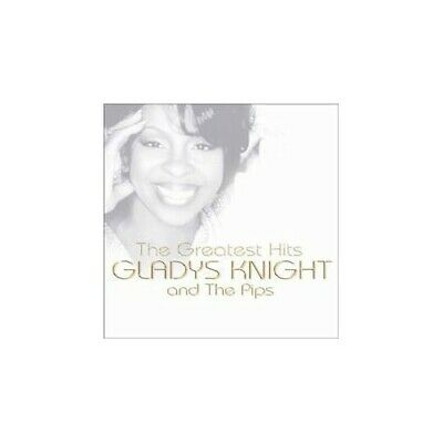 The Greatest Hits - Gladys Knight & The Pips CD TIVG The Cheap Fast Free Post