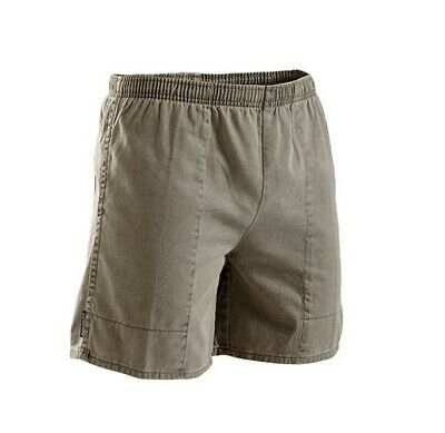 Stubbie RUGGERS - PIGMENT DYED ELASTIC WAIST SHORT WITH DRAWCORD (SE420H/L/X)