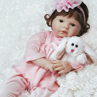 Paradise Galleries Realistic & Lifelike Baby Doll - Bunny Love - Reborn Like