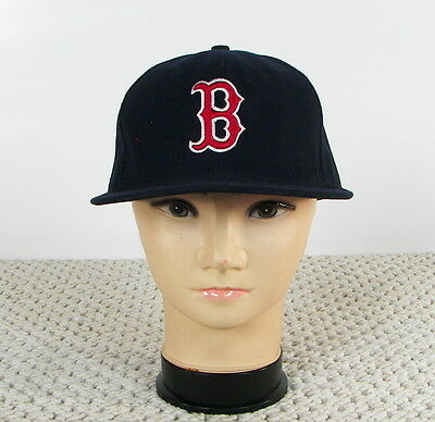 Era 59FIFTY BOSTON RED SOX Game GM MLB Baseball Cap fitted 5950 Adult Blk
