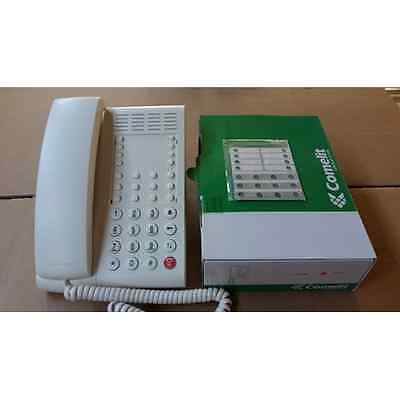 Comelit 1926w Phone Comtel White Ral9010