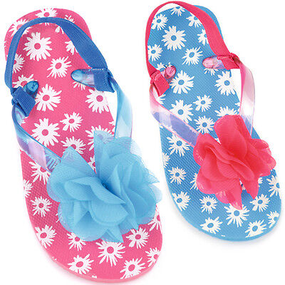 Toddler Infant Girls Floral Butterfly Summer Sandals Flip Flops Beach Wear