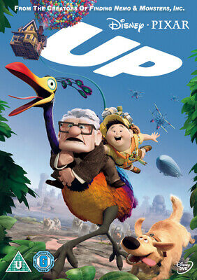 Up DVD (2010) Pete Docter