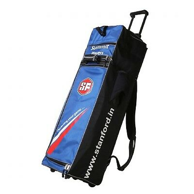SF Summit Player Wheeled Duffle Bag