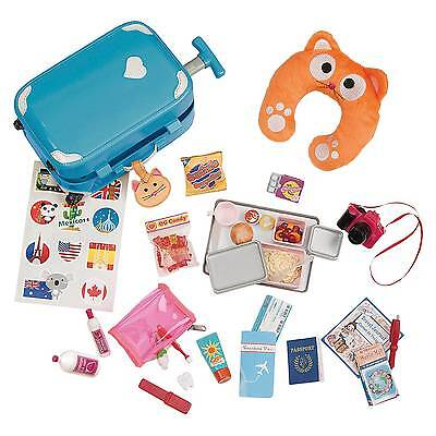 Our Generation® Well Traveled Luggage Accessory Set