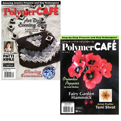 Polymer Cafe Magazine - Complete Year Collections