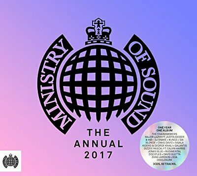 Various Artists - The Annual 2017 - Various Artists CD ALVG The Cheap Fast Free