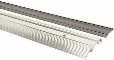 Frost King ST26A Threshold Aluminum 3-Inch by 36-Inch Silver