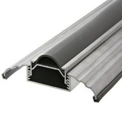 Frost King DAT39H Premium Adjustable Aluminum Threshold, 3-1/2-Inch by 36-Inch,
