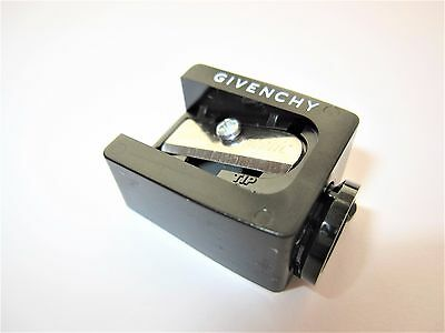 PRECISION Made Single Size COSMETIC BLACK PENCIL SHARPENER Made in GERMANY