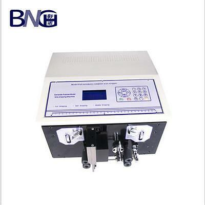 220V Automatic Wire Striping Cutting Machine SWT508-SD Computer Controlled