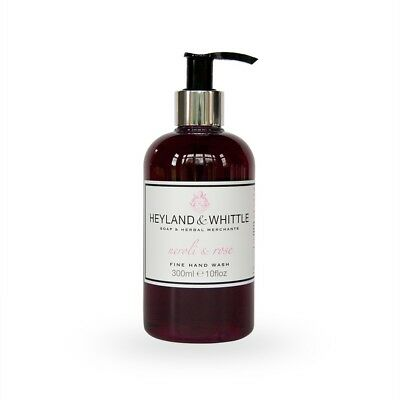Heyland & Whittle - Handseife - Neroli & Rose