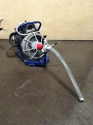 "Electric Eel E-AF Auto Feed 1/2"" x 50' Cable Drain Cleaner Plumbing Sewer Snake"