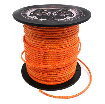 Super 55M Roll 100% Dyneema Throw Line Throw Rope 1.7 / 2.2mm for Tree Climbing