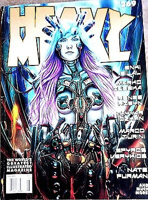 Heavy metal*** magazine 269 2014