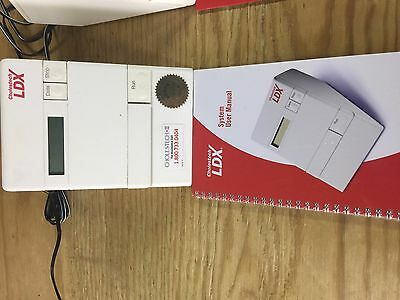 1 Cholestech LDX Analyzer Point of Care Cholesterol Test