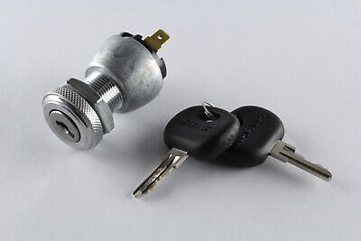 NARVA 64002 OFF ON HEAVY DUTY UNIVERSAL IGNITION SWITCH 10A @ 12 VOLT 19mm DIA