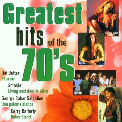 Various Artists - Greatest Hits Of The 70's - Various Artists CD XLVG The Cheap