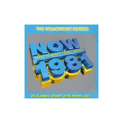 Various Artists - Now That's What I Call Music 1981... - Various Artists CD KHVG