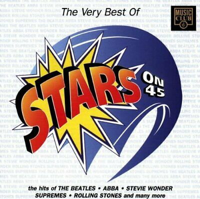 Stars on 45 - The Very Best of - Stars on 45 CD EZVG The Cheap Fast Free Post