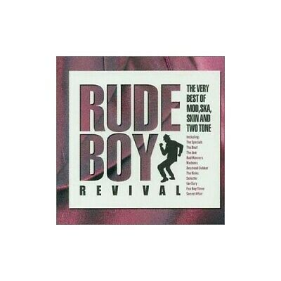 Various Artists - Rudeboy Revival - Best of Mod, Sk... - Various Artists CD M4VG