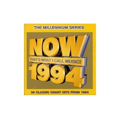 Various Artists - Now That's What I Call Music 1994... - Various Artists CD M6VG