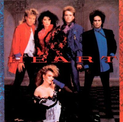 Heart -  CD 9CVG The Cheap Fast Free Post The Cheap Fast Free Post