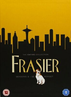 Frasier: The Complete Seasons 1-11 [DVD] - DVD  D0VG The Cheap Fast Free Post